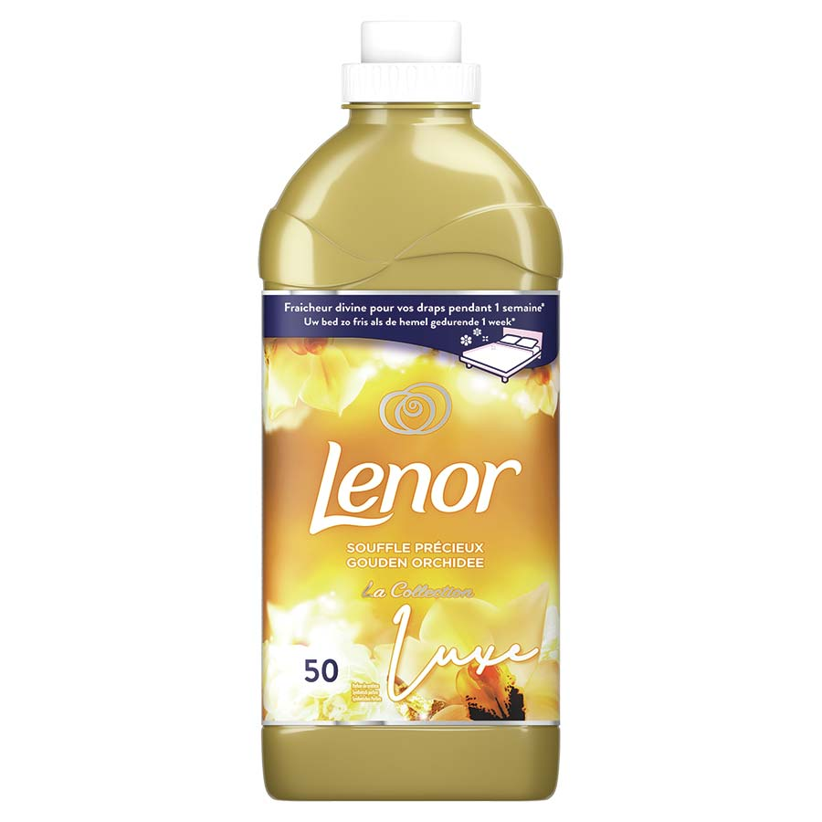 Lenor Gold Orchid 50mez. 1,25lt., 1+1 Δωρο