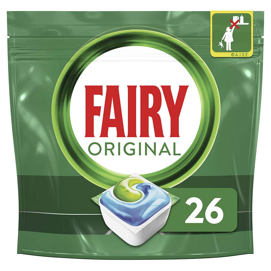Fairy Caps Original 26τεμ., 1+1Δώρο