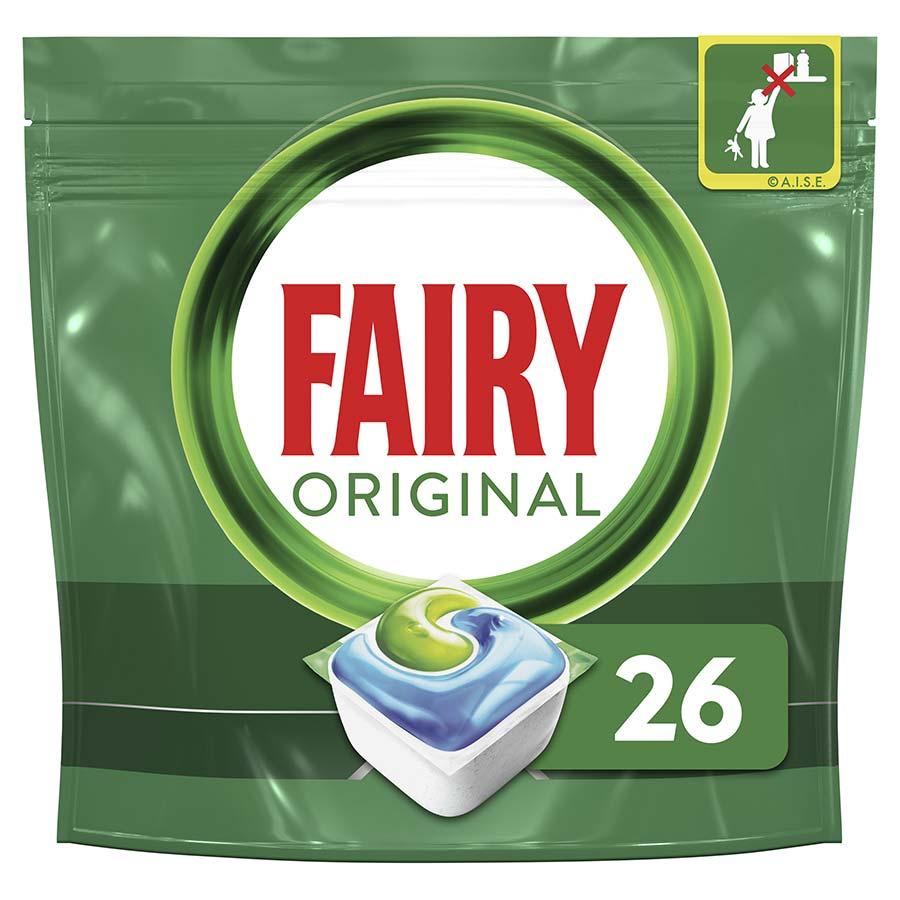 Fairy Caps Original 26τεμ., 1+1Δώρο