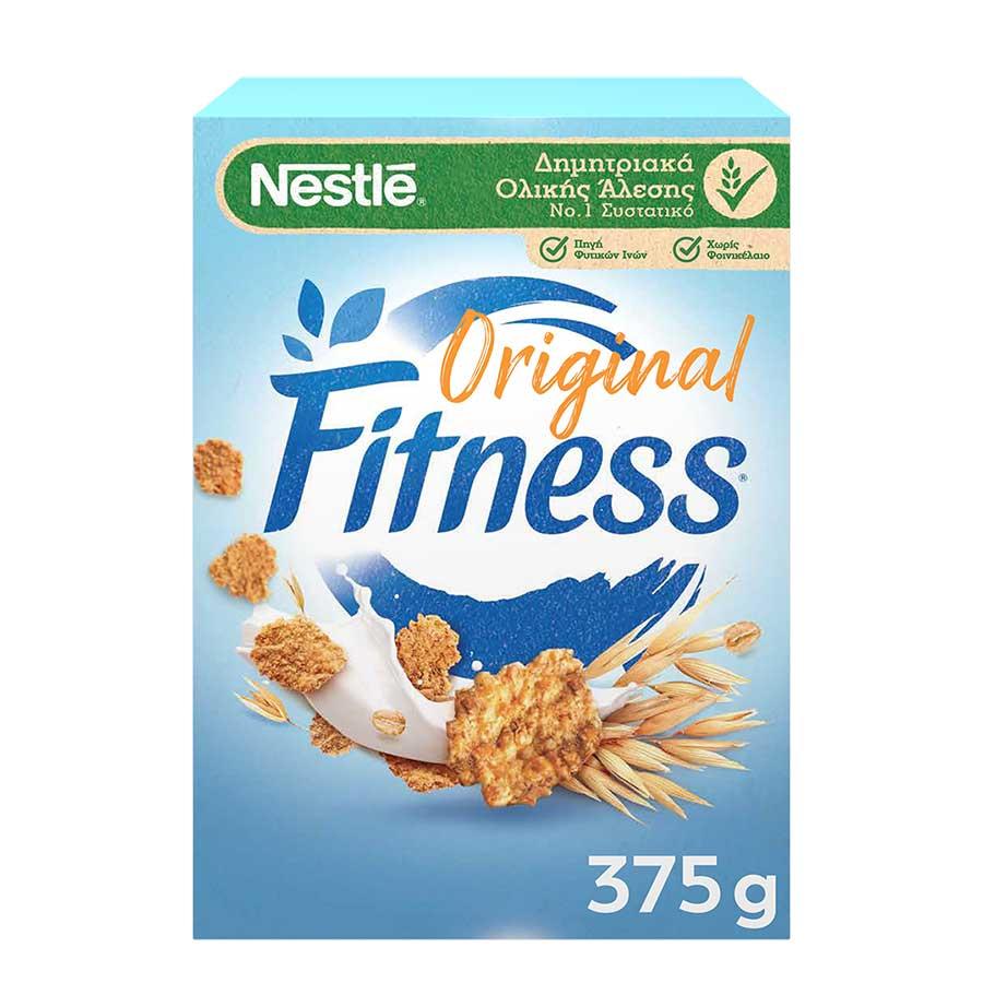 Nestle Fitness Δημητριακά 375γρ.