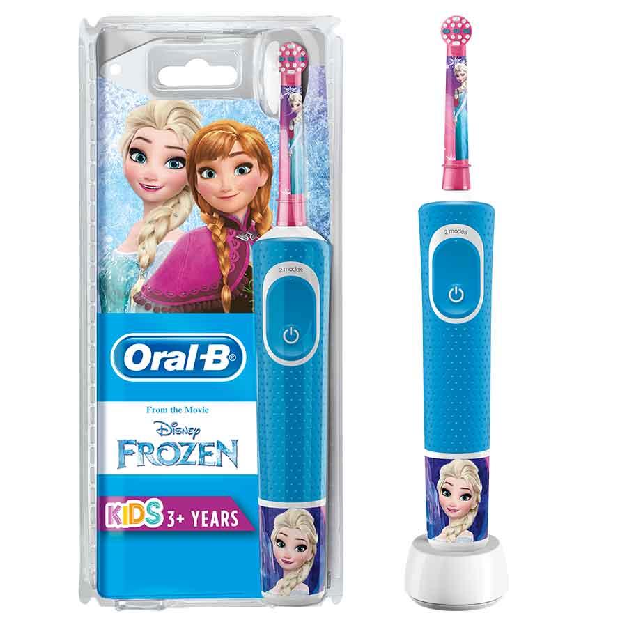 Oral-B Οδοντόβουρτσα Επαναφορτιζόμενη Vitality Kids Frozen