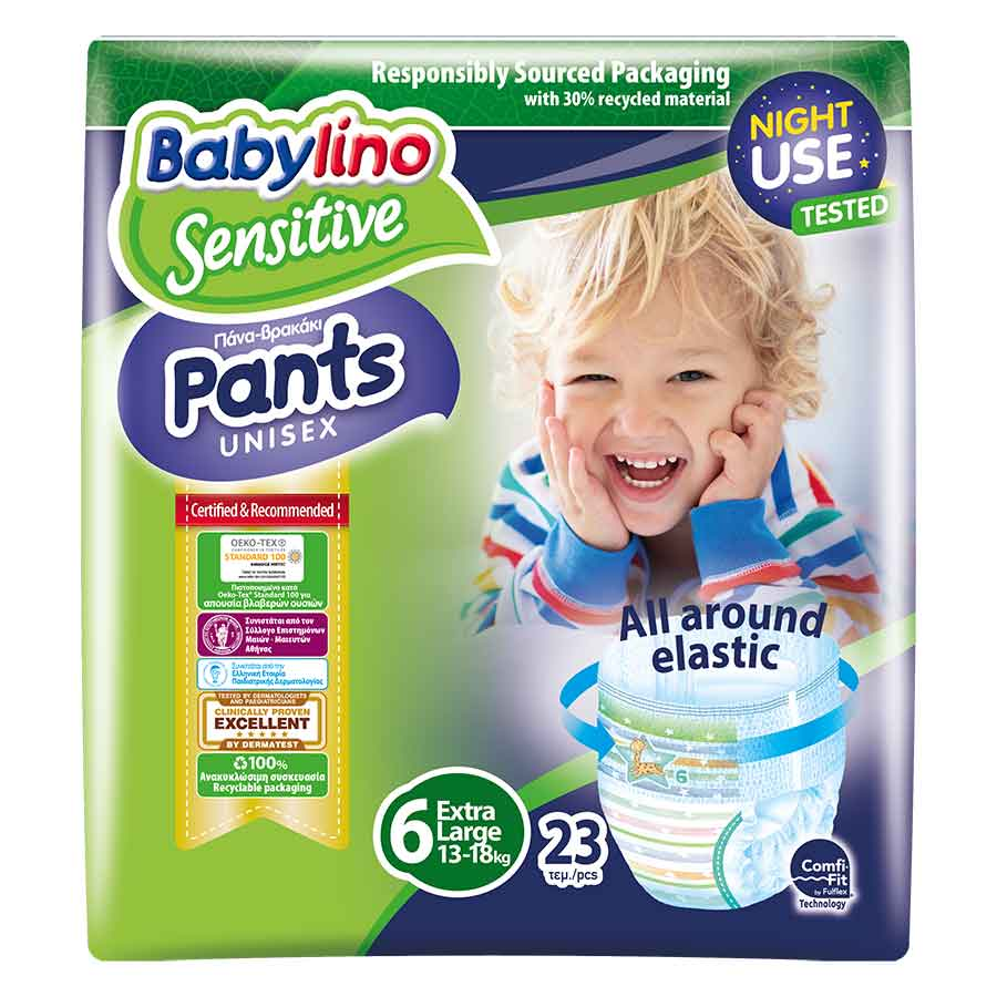 Babylino Πάνες-Pants Unisex No6 15+ Κg 23τεμ.