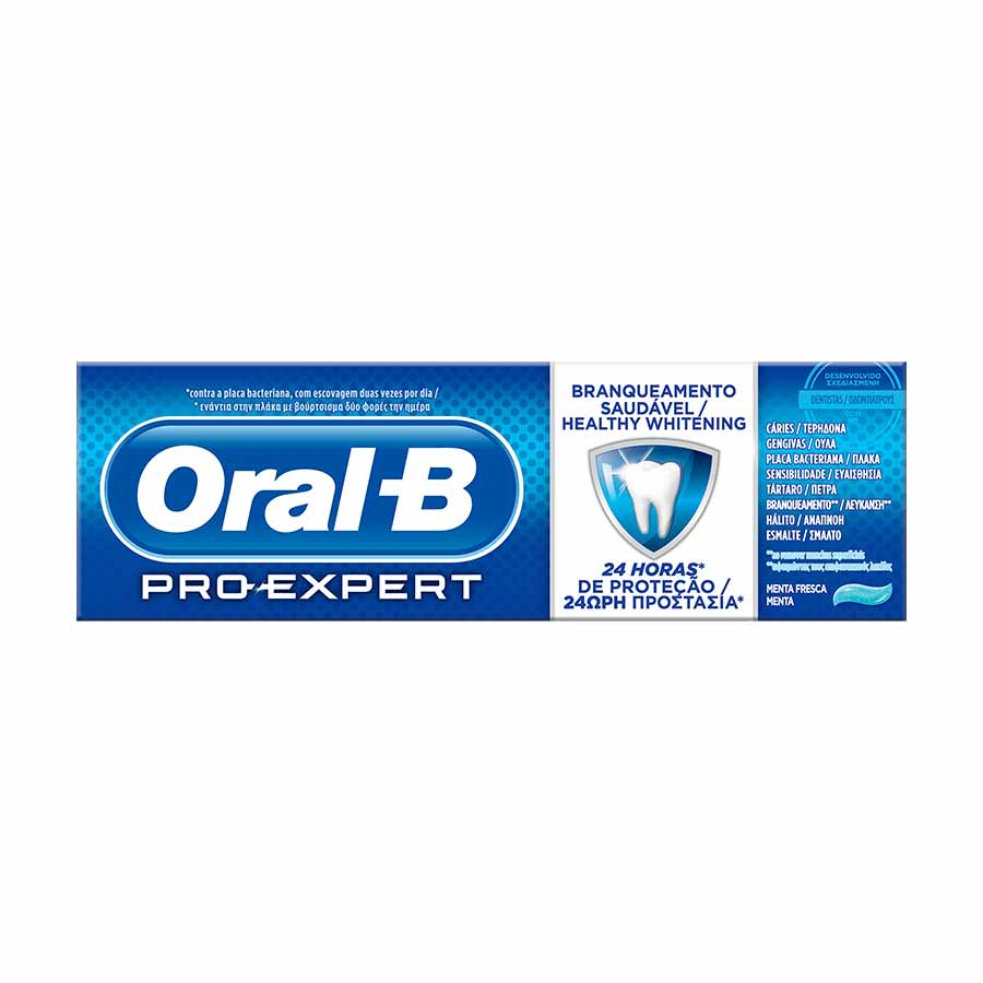 Oral-B Pro Expert Healthy Whitening Οδοντόκρεμα 75ml.