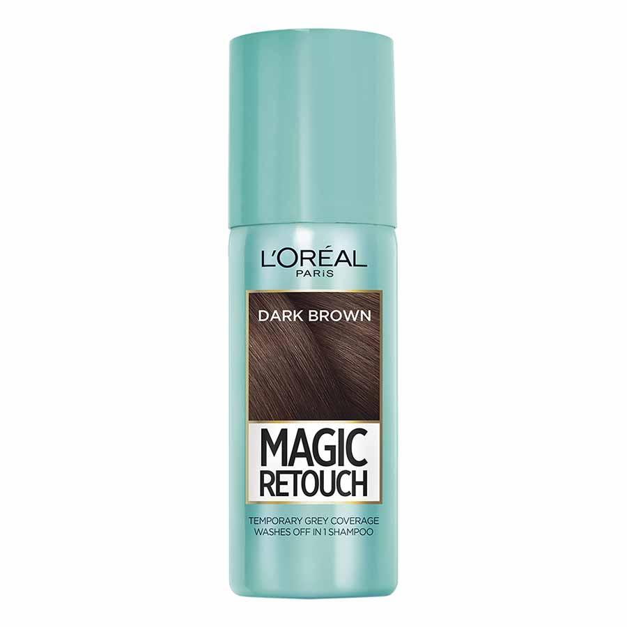 L'oreal Magic Retouch Βαφή Μαλλιών No2 Καστανό Σκούρο