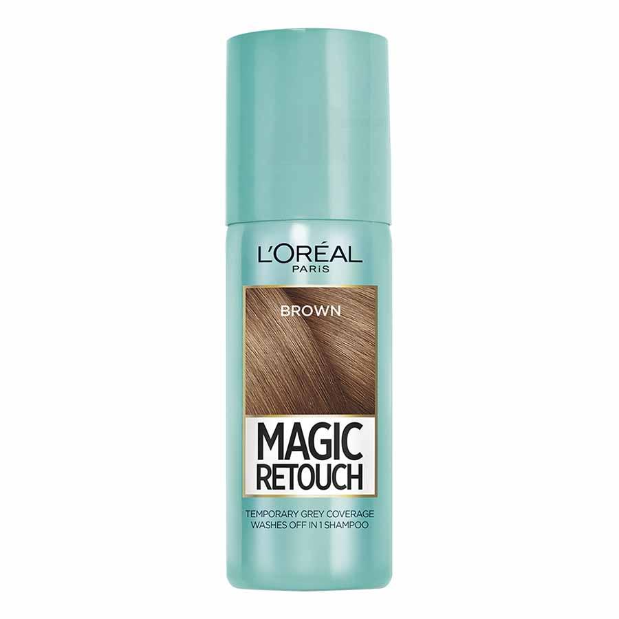 L'oreal Magic Retouch Βαφή Μαλλιών No3 Καστανό