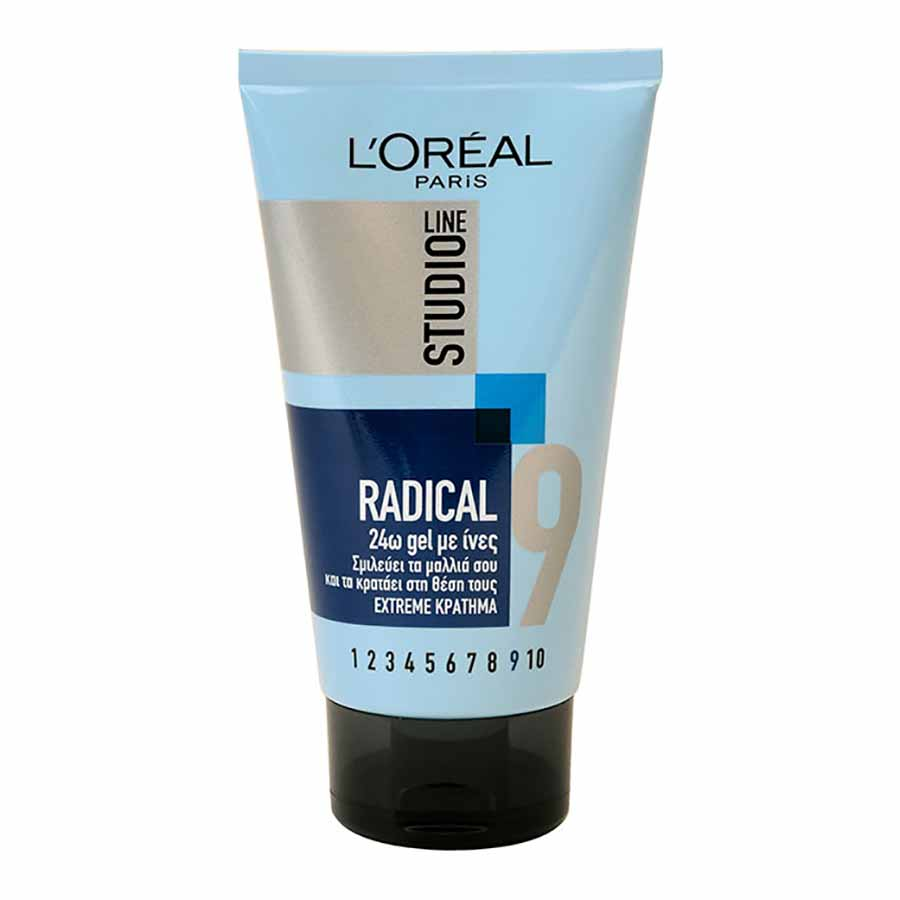 L'oreal Studio Line Radical Gel 150ml.