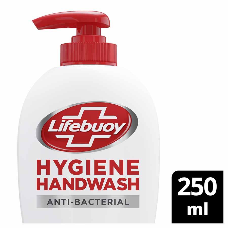 Lifebuoy Κρεμοσάπουνο Antibacterial Total 250ml.