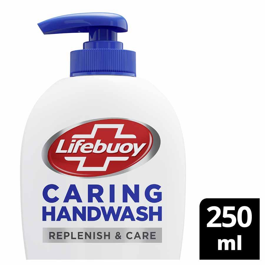 Lifebuoy Κρεμοσάπουνο Antibacterial Mild Care 250ml.