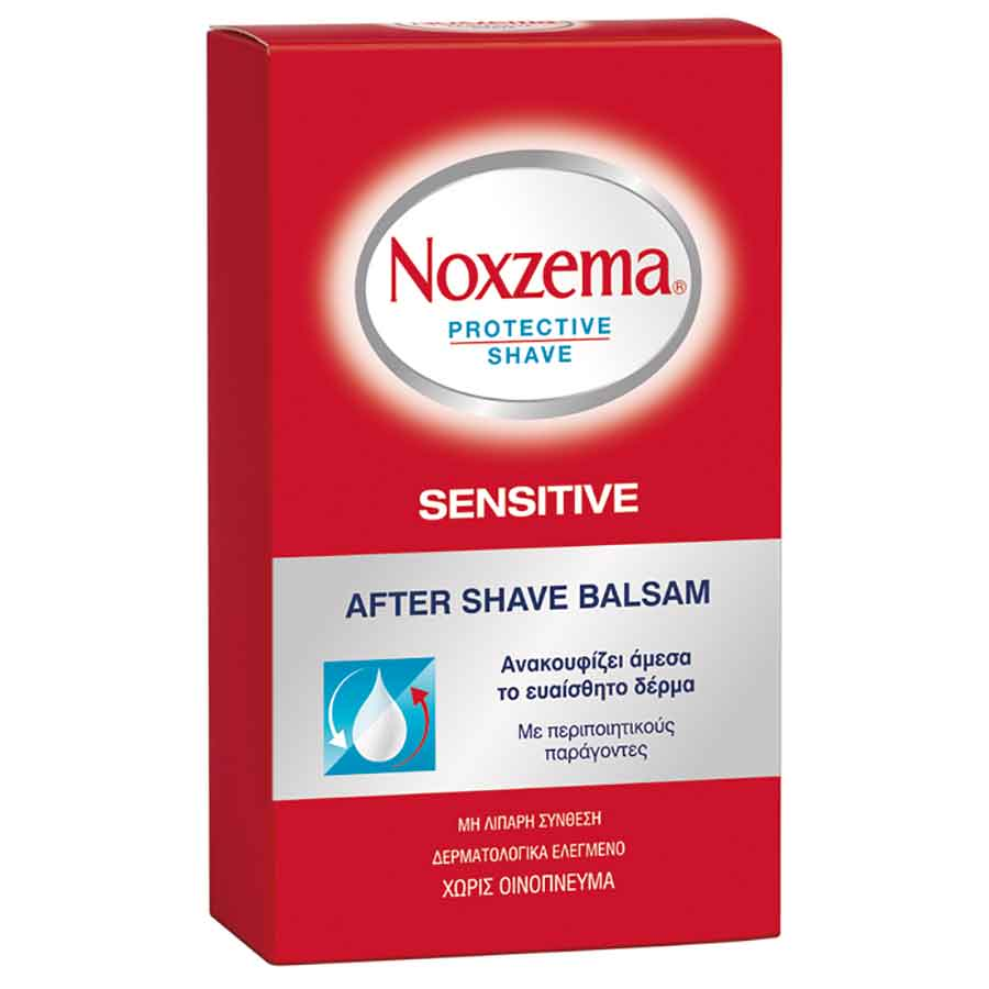 Noxzema After Shave Balsam Sensitive 100ml.
