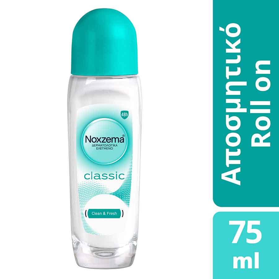 Noxzema Αποσμητικό Rollon Classic 75ml.