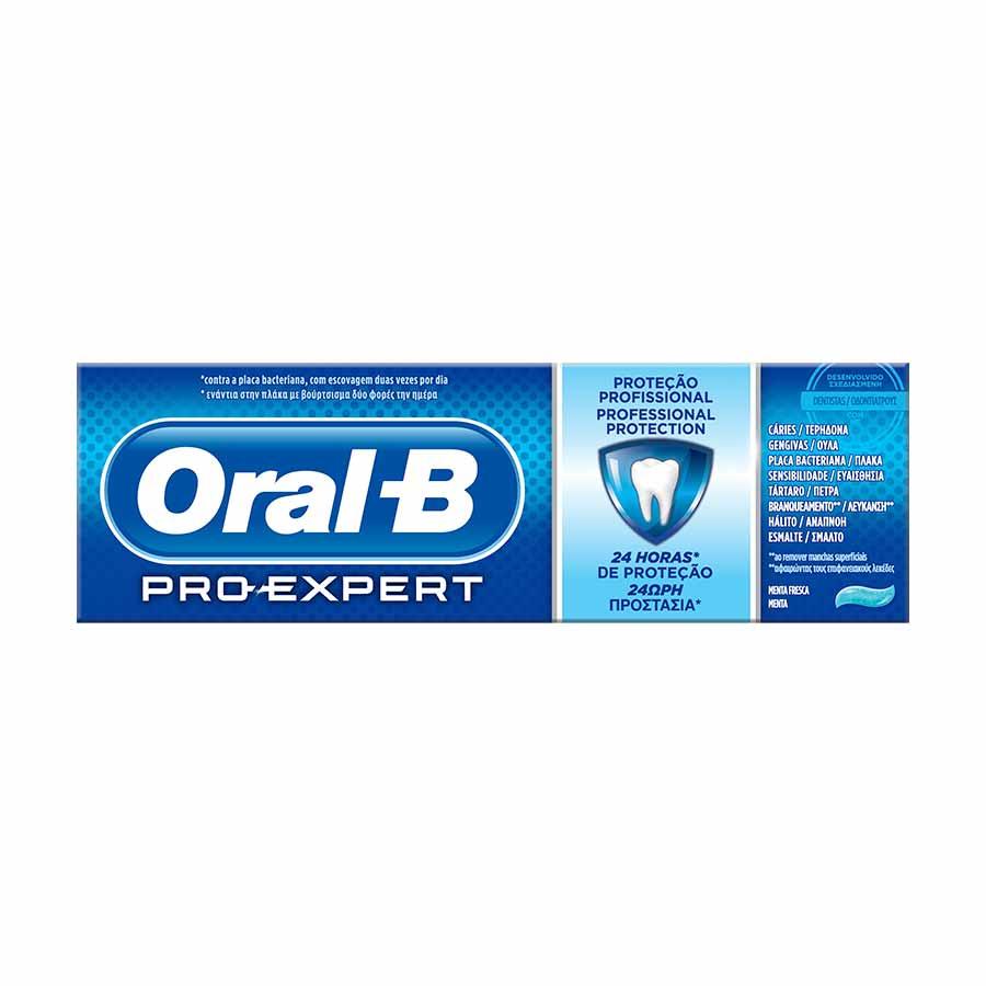 Oral-B Pro Expert Professional Protection Οδοντόκρεμα 75ml.