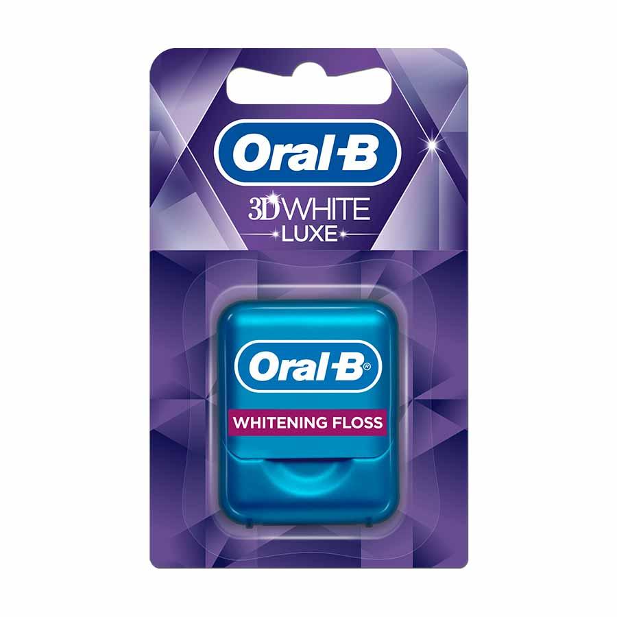 Oral-B 3D White Luxe Οδοντικό Νήμα 35m.
