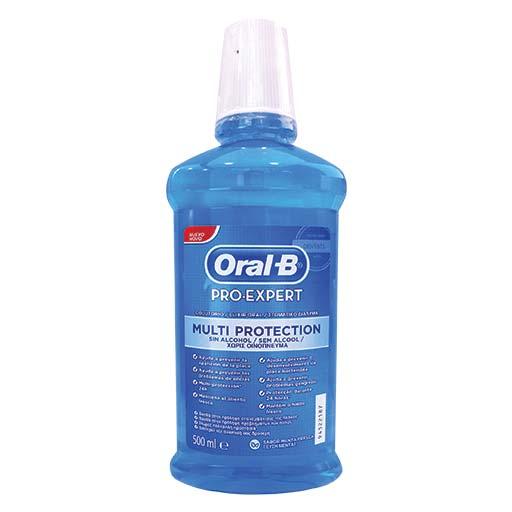Oral-B Pro Expert Στοματικό Διάλυμα 500ml.