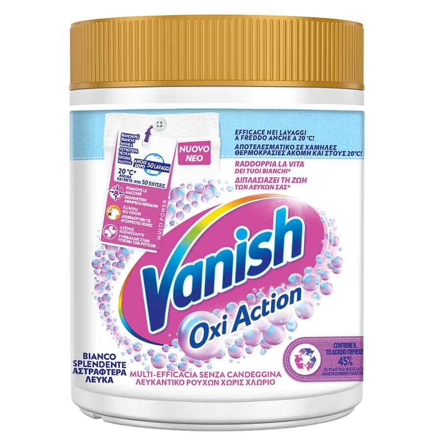 Vanish Oxi Action Power White 500γρ.