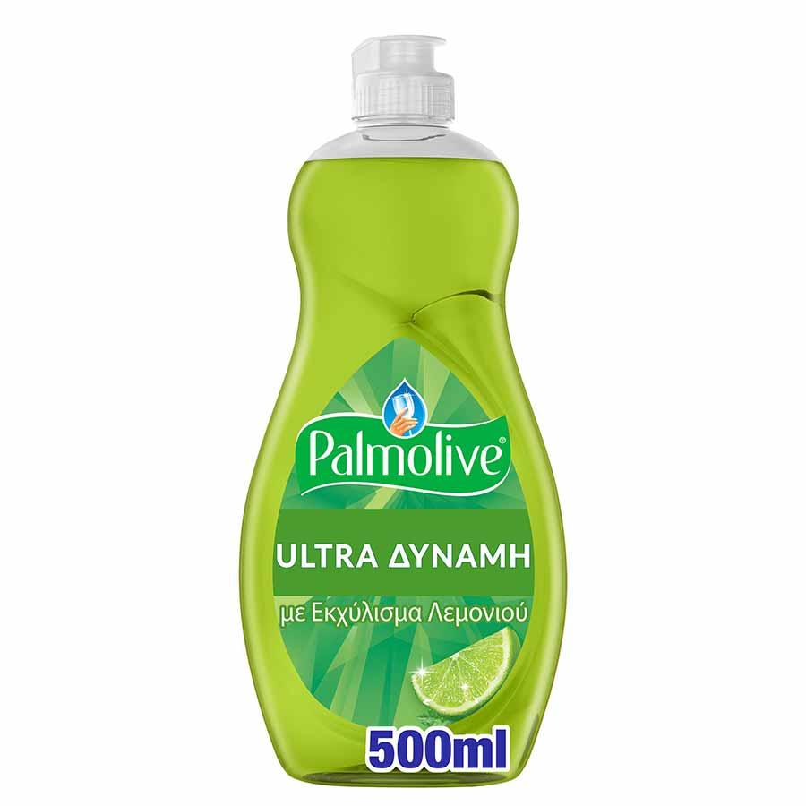 Palmolive Υγρό Πιάτων Lemon 500ml.