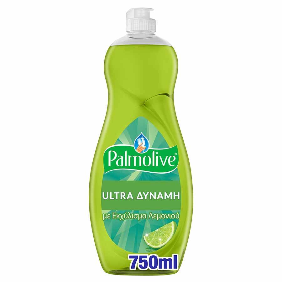 Palmolive Υγρό Πιάτων Lemon 750ml.