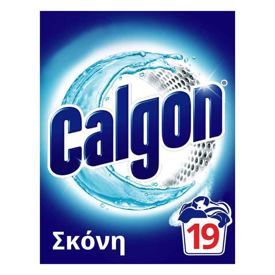 Calgon Αποσκληρυντικό Πλυντηρίου 950γρ.