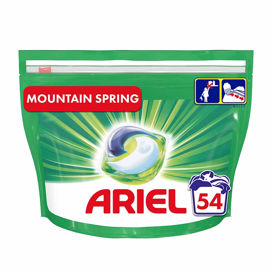 Ariel Pods All In 1 Mountain Spring 54τεμ. 1,419γρ.